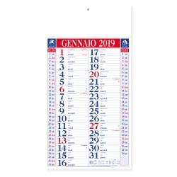 PA612 - OLANDESE SHADED mensile 12 fogli