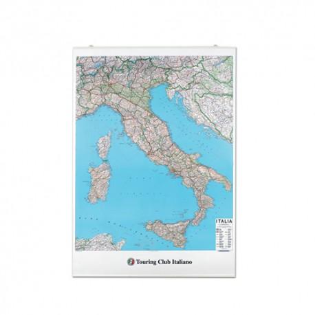 PH760 - CARTINA ITALIA