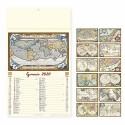 PA012 - CALENDARIO 2020 - ANTICHE MAPPE
