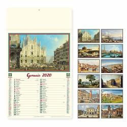 PA014 - CALENDARIO 2020 - ITALIA ANTICA
