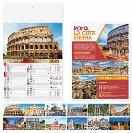 PA109 - CALENDARIO 2020 - ROMA