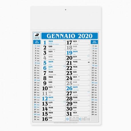 PA520 - CALENDARIO 2020 - GIGANTE