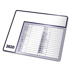 PA782 - CALENDARIO 2020 - CALENDAR PAD EDGE