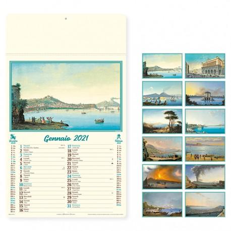 PA018   CALENDARIO 2021   NAPOLI ANTICA   Graphic and Promo Sas