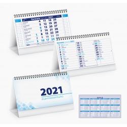 PA715 - CALENDARIO 2021 - CHART TABLE