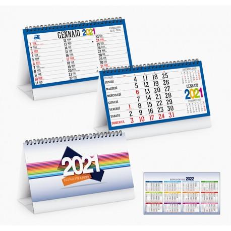 PA725 - CALENDARIO 2021 - SWEDISH TABLE