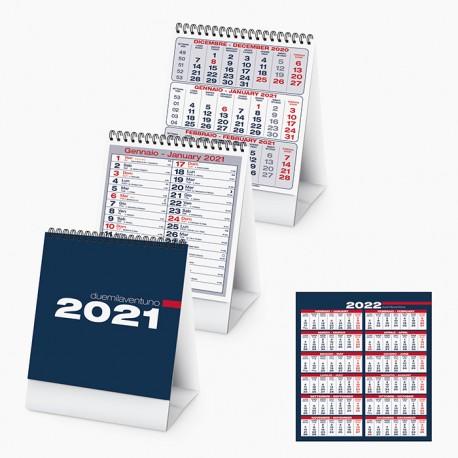 PA745 - CALENDARIO 2021 - TALL TABLE