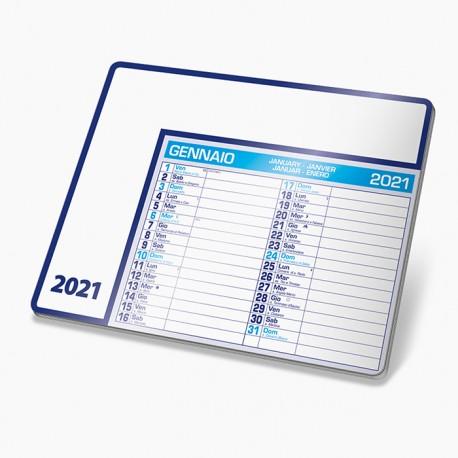 PA782 - CALENDARIO 2021 - CALENDAR PAD EDGE