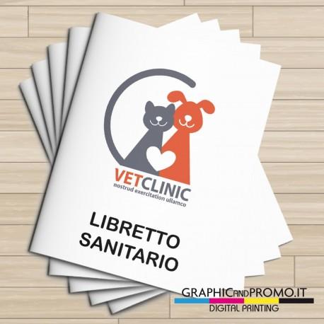 Libretto vaccinazioni veterinarie
