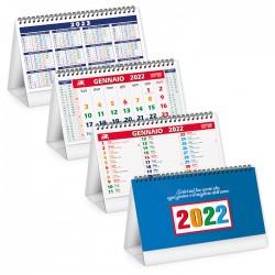 PA705 - CALENDARIO DA TAVOLO 2022 - MULTICOLOR TABLE