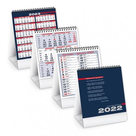 PA745 - CALENDARIO DA TAVOLO 2022 - TALL TABLE